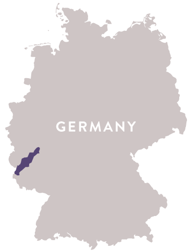 Map Germany Mosel Regal Wine Imports